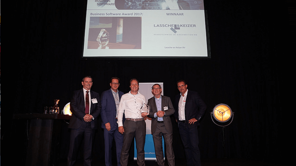 Business Software event Award