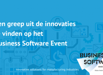 Business Software Event innovaties