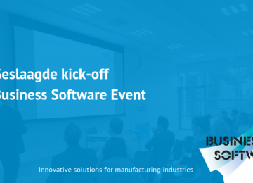 Business Software Event kickoff