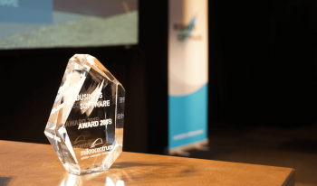 Business Software event Award2018